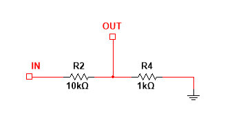 Voltage Divider Example 2