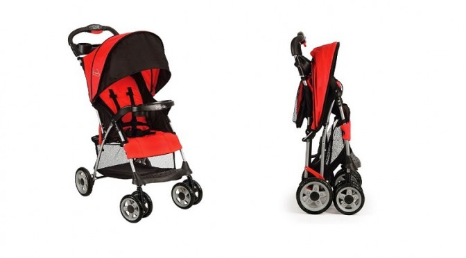 Compact Rugged Stroller